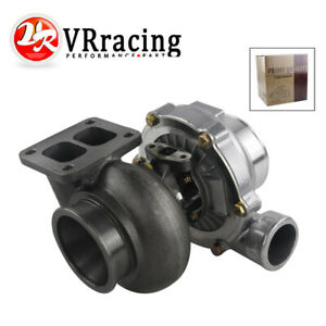 T04z T70 T4 Flange Comp A r 70 Turbine A r 84 Oil Cold 4 V Band Turbo Charger