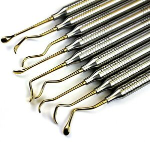 9 Set Sinus Lift Elevator Dental Implant Surgical Orthodontic Light Weight case