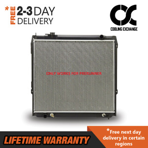 Radiator For Toyota Tacoma 1995 2004 2 7 L4 3 4 V6 22 5 8 Core Height