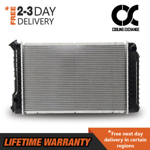 Radiator For S10 Blazer Gmc S15 Jimmy Sonoma 2 2 L4 2 8 V6