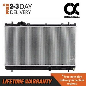 New Radiator For Dodge Neon 03 05 2 4 L4 Srt 4 Turbocharged M T