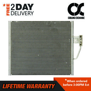 4780 New Condenser For Bmw 528i 540i 1997 2 8 L6 4 4 V8 Lifetime Warranty