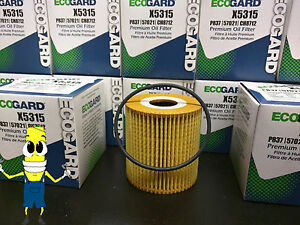 Premium Oil Filter For Volvo V70 With 2 3l 2 4l 2 5l Engine 1999 2007 Case Of 12