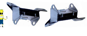 Motor Mount Kit For Ford Custom 500 With 302 And 351 Engine 1968 1977