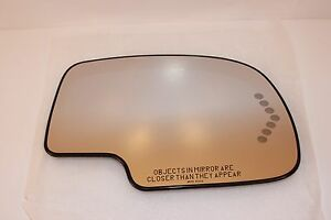 New Chevy Lt Sport Heated Mirror Passenger Right 2003 2004 2005 2006 Side View