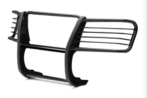 Grill Bumper Guard Black For 1999 2004 Jeep Grand Cherokee Excl Limtited Model