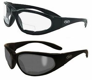 2 Pairs 2 0 Bifocal Global Vision Eyewear Hercules Anti fog Safety Glasses