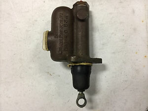 1959 1962 Corvette Master Cylinder Core Used As is