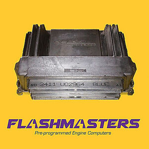 2003 Chevrolet Silverado Engine Computer 12576106 Programmed To Your Vin Ecm