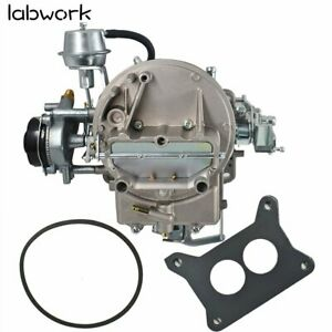 2 barrel Carburetor Carb 2100 A800 For Ford 289 302 351 Cu Jeep 360 Engine 64 7