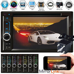 For Toyota 4runner Tundra Yaris Car Dvd Radio Stereo Touch Screen 6 2 2 Din New