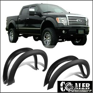 Fender Flares Factory Oe Style 2004 2008 Ford F150 Pick Up 4pcs Paintable