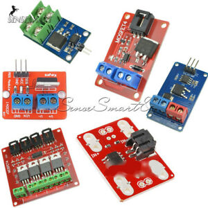 Mosfet Switch Module 1 4 Channel 1 4 Route Mosfet Button Irf520 Irf540