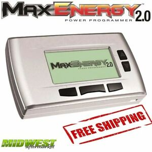 Hypertech Max Energy 2 0 Tuner Fits 2009 2010 Ford F150 5 4l 36hp 42tq