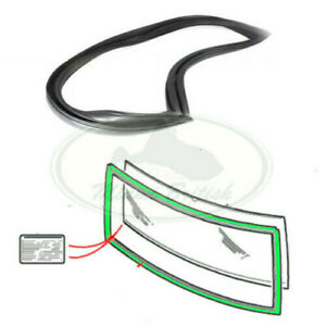 Land Rover Windscreen Windshield Sealing Rubber Discovery I Mwc8304 Oem