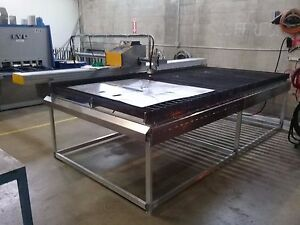 Plasma Oxygen Acetylene Cnc Cutting Table 10x6 Feet Spark Rider 60 Amp