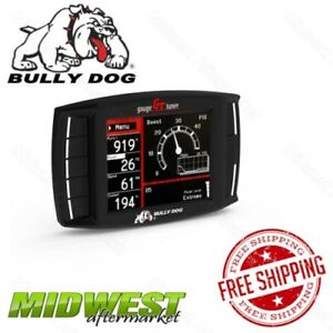 Bully Dog Triple Dog Gt Gas Tuner Fits 2007 2015 Toyota Tundra 5 7l Supercharged