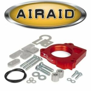 Airaid Poweraid Performance Throttle Body Spacer 04 06 Jeep Liberty 3 7l V6