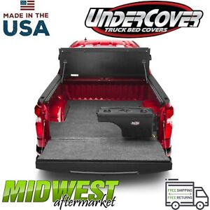 Undercover Passenger Side Swing Storage Case Box Fits 2017 Ford F250 F350