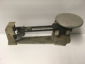 Antique vintage Ohaus Dial o gram 1600 Grams Capacity Mechanical Balance Scale
