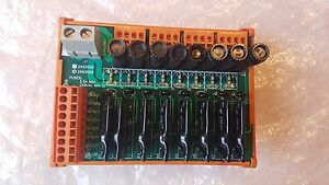 Husky 8 Channel Ssr Relay Board Module L n 3a 230v W Relay Car2 2463559 G2705