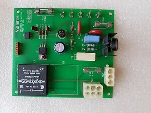 Varian 50 101569 Rev 3 70009196 With P240d4 Solid State Relay Power Supply Board