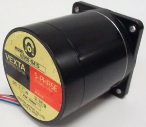 Oriental Stepping Motor Vexta 5 phase 72deg step Dc Automation Drive