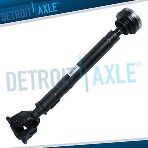 2001 2003 2004 Dodge Dakota Front Prop Driveshaft Assembly 4wd 4x4 24 Inches
