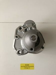 New Starter Chrysler Town Country Dodge Grand Caravan V6 3 6l 2011 2012 2013