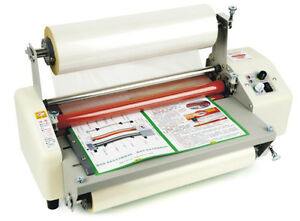 Ce High quality 8350t Laminator Four Rollers Hot Roll Laminating Machine Brand