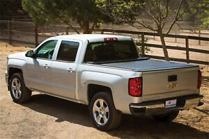 Pace Edwards Switchblade Retractable Tonneau Cover For 14 15 Chevy Silverado 8