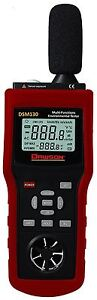 Dawson Tools Dsm130 Multi functional Environmental Tester