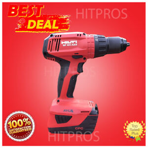 Hilti Sf 6h a22 Cordless Hammer Drill Driver Bare Tool New Model Quick Ship