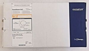 New Olympus Disposable Electrosurgical Snare Model No Sd 240u 15 box Of 10