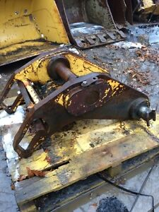 Caterpillar 320 Wedge Lock Quick Coupler Free Shipping W 25 Miles Only