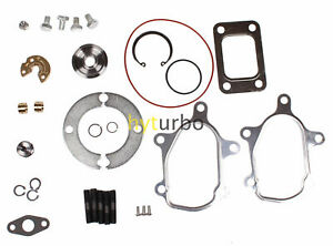 T25 T28 T2 Dsm Turbocharger Turbo Repair rebuild Kit With Seals And Gaskets