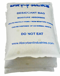 33 Lbs Container Cargo Dry Strip Pack Silica Gel Desiccant Storage Dry packs