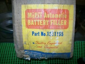 1946 1947 1948 Mopar Automatic Battery Filler Chrysler Town Country Windsor