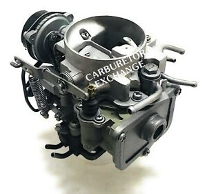1975 1978 Nissan Datsun Pickup Remanufactured Carburetor