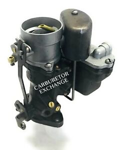 1949 Chevy Gmc Remanufactured Carter 1 Barrel W1 Carburetor 216 Eng Cast Iron