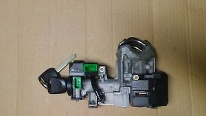 2005 Honda Civic Ignition Switch Automatic Transmission Key Switch With Key 05