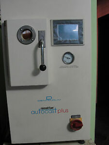 Dental Titanium Casting Machine Dentaurum Rematitan Autocast Plus