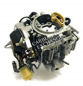 1985 1986 Nissan Datsun Pickup Remanufactured Carburetor