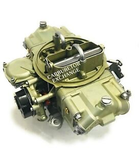 Omc Volvo Penta 4 Barrel Holley Marine Carburetor