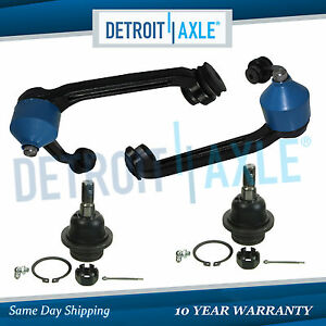 Front Upper Control Arm Ball Joints Kit For Ford Explorer Sport Trac Torsion Bar