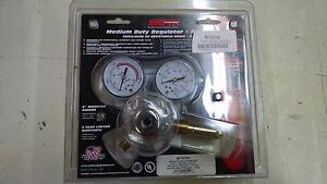 Miller Smith Equipment Series 30 15 510 Acetylene Regulator Medium Duty