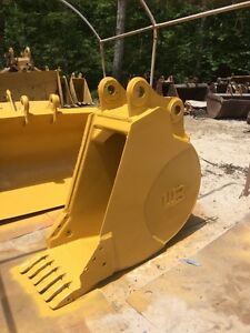 22 Wb Cat Caterpillar 225 Excavator Trenching Bucket Free Ship W 25 Miles Only