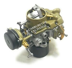 1964 1969 Ford Mustang Double pump 1 Barrel Motorcraft Autolite 1100 Carburetor