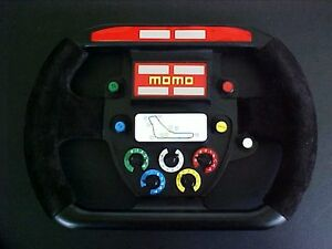 Ferrari F1 Racing Steering Wheelformula 1life Size Momoreproduction
