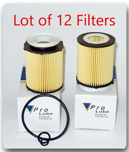 Lot 12 Oil Filter Fits Infiniti Q30 Q50 Qx30 Mercedes A B C E Gla Glc 1 6l 2 0l